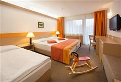 Hotel Savica – gourmet a wellness pobyt so skipasom do 3 krajín v cene***7
