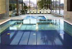 Hotel Savica – gourmet a wellness pobyt so skipasom do 3 krajín v cene****3