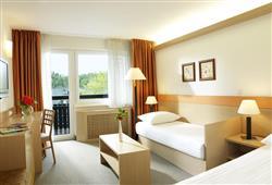 Hotel Savica – gourmet a wellness pobyt so skipasom do 3 krajín v cene****10