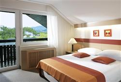 Hotel Savica – gourmet a wellness pobyt so skipasom do 3 krajín v cene****8
