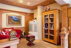 Alpotel Dolomiten – 6denní lyžařský balíček se skipasem a dopravou v ceně***11