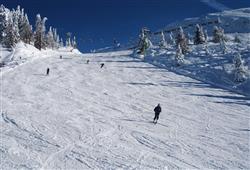 Alpotel Dolomiten – 6denní lyžařský balíček se skipasem a dopravou v ceně***17