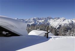 Alpotel Dolomiten – 6denní lyžařský balíček se skipasem a dopravou v ceně***20