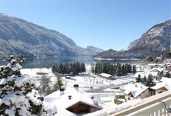 Hotel Europa - 6denný lyžiarsky balíček so skipasom a dopravou v cene***17