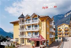 Hotel Europa - 6denný lyžiarsky balíček so skipasom a dopravou v cene***0