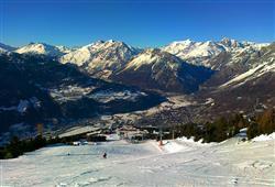 Hotel National Park – 6denný lyžiařsky balíček s denným prejazdom***15