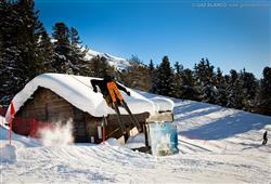 Hotel National Park – 6denný lyžiařsky balíček s denným prejazdom***20