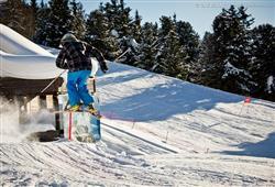 Hotel National Park – 6denný lyžiařsky balíček s denným prejazdom***21
