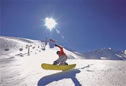 Hotel National Park – 6denný lyžiařsky balíček s denným prejazdom***24