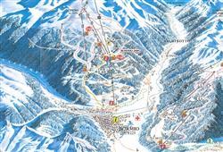 Hotel National Park – 6denný lyžiařsky balíček s denným prejazdom***10