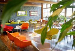 Bohinj Eco hotel - zimný balíček so skipasom Vogel v cene****19