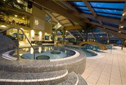 Bohinj Eco hotel - zimný balíček so skipasom Vogel v cene****21