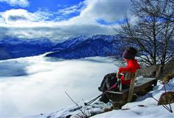 Bohinj Eco hotel - zimný balíček so skipasom Vogel v cene****30