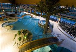Bohinj Eco hotel - zimný balíček so skipasom Vogel v cene****23