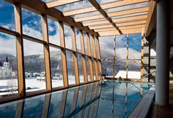 Bohinj Eco hotel - zimný balíček so skipasom Vogel v cene****0