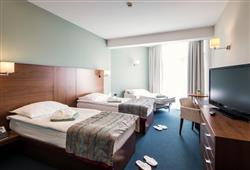 Bohinj Eco hotel - zimný balíček so skipasom Vogel v cene****4