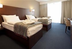 Bohinj Eco hotel - zimný balíček so skipasom Vogel v cene****5