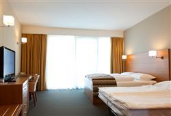 Bohinj Eco hotel - zimný balíček so skipasom Vogel v cene****8