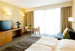 Bohinj Eco hotel - zimný balíček so skipasom Vogel v cene****9