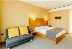 Bohinj Eco hotel - zimný balíček so skipasom Vogel v cene****10