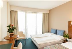 Bohinj Eco hotel - zimný balíček so skipasom Vogel v cene****11