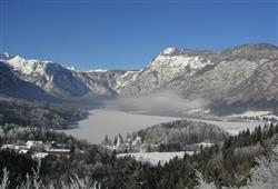 Bohinj Eco hotel - zimný balíček so skipasom Vogel v cene****32