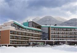 Bohinj Eco hotel - zimný balíček so skipasom Vogel v cene****1