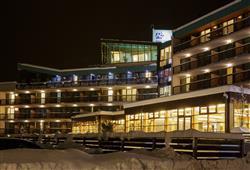 Bohinj Eco hotel - zimný balíček so skipasom Vogel v cene****2