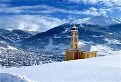 Hotel Girasole - 5denní lyžařský balíček se skipasem a dopravou v ceně - prosincové termíny***13