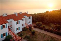Apartamenty Sunset Lanterna z wyżywieniem HB**3