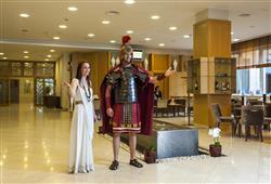 wellness ve stylu starých římských lázní