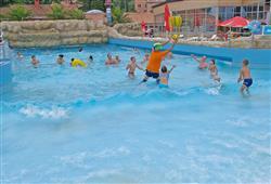 Hotel Aquapark Žusterna***11