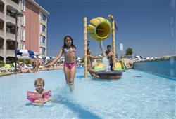 Hotel Aquapark Žusterna***19