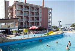 Hotel Aquapark Žusterna***3