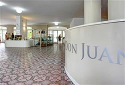 Hotel Don Juan s polopenzí****5