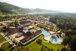 Terme Zreče - panorama