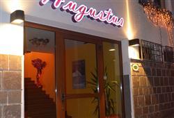 Hotel Augustus - 5denní lyžařský balíček se skipasem a dopravou v ceně***3