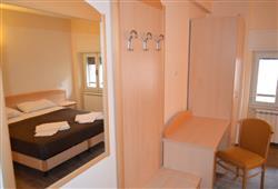 Hotel Augustus - 5denní lyžařský balíček se skipasem a dopravou v ceně***4
