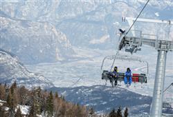 Hotel Augustus - 5denní lyžařský balíček se skipasem a dopravou v ceně***28
