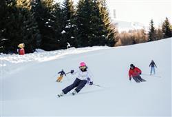 Hotel Augustus - 5denní lyžařský balíček se skipasem a dopravou v ceně***29