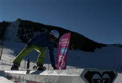 Hotel Augustus - 5denní lyžařský balíček se skipasem a dopravou v ceně***37