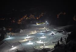 Hotel Augustus - 5denní lyžařský balíček se skipasem a dopravou v ceně***32