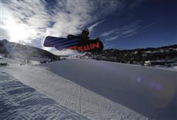 Hotel Augustus - 5denní lyžařský balíček se skipasem a dopravou v ceně***39