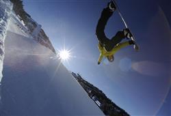 Hotel Augustus - 5denní lyžařský balíček se skipasem a dopravou v ceně***40