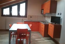 Residence  Acero Rosso15