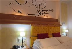 Hotel Arnica - 5denní lyžařský balíček se skipasem a dopravou v ceně****4