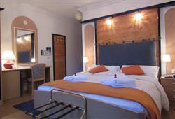 Hotel Arnica - 5denní lyžařský balíček se skipasem a dopravou v ceně****5