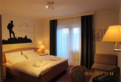 Hotel Arnica - 5denní lyžařský balíček se skipasem a dopravou v ceně****6