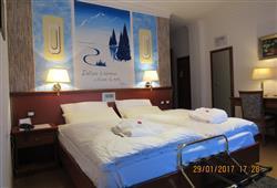 Hotel Arnica - 5denní lyžařský balíček se skipasem a dopravou v ceně****7