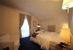 Hotel Arnica - 5denní lyžařský balíček se skipasem a dopravou v ceně****8